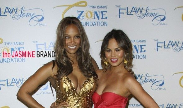 [Photos] Tyra Banks Hosts Annual 'Flawsome Ball'