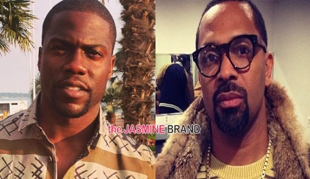 Battle of the Egos! Kevin Hart & Mike Epps Argue Over Hollywood Relevancy