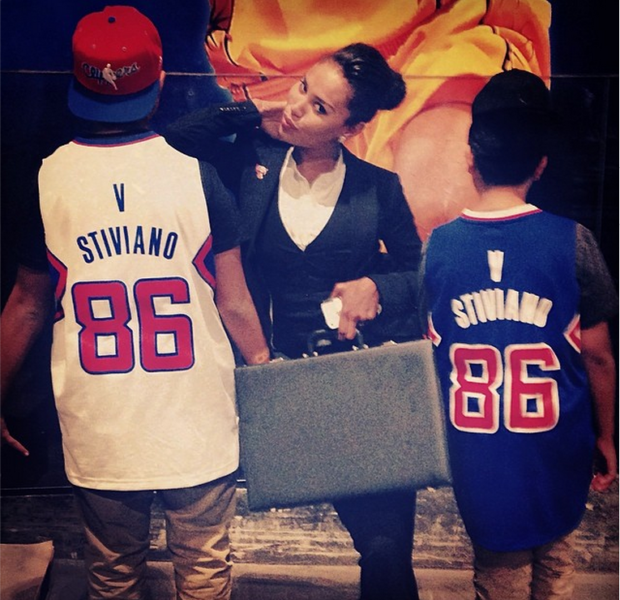 V.Stiviano Planning Tell All-Book + Donald Sterling Battling Prostate Cancer?