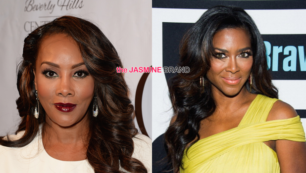 "Ouch! Vivica Fox Says ""F*ck That B*tch!"" When Discussing Kenya Moore [VIDEO]"