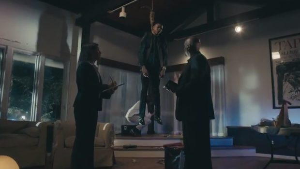 [WATCH] August Alsina & Pusha Face Suicide In 'FML' Video