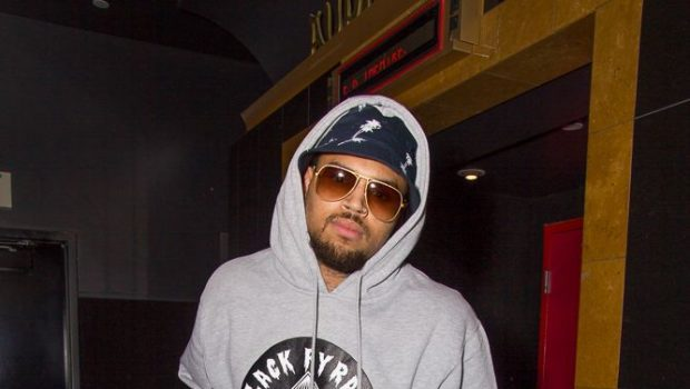 Celebs Hit Russell Simmons' Comedy Show: Chris Brown, J.Cole, Christina Milian, Eva Marcille & Jackie Christie