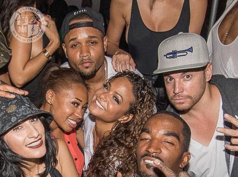 [Photos] Nas & Christina Milian Hit Toxic + Eva Marcille & Damian Wayans Attend LA Carnival