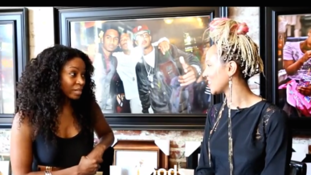 [EXCLUSIVE] D. Woods Opens Up About Leaving Danity Kane + Building Her Brand On the Big Screen