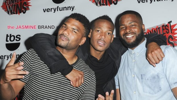 [Photos] Marlon Wayans Hosts 'Funniest Wins' VIP Screening in LA