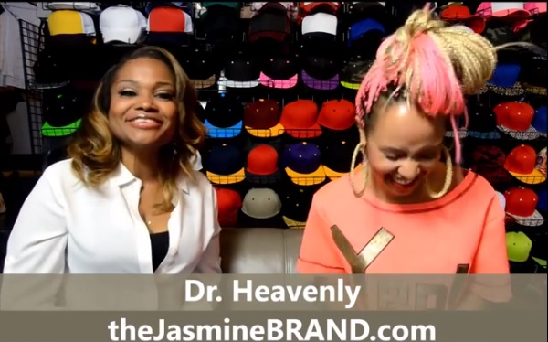[EXCLUSIVE] Interview: Married to Medicine's Dr. Heavenly On Submissive Controversy, Cast Drama & Joining Reality TV