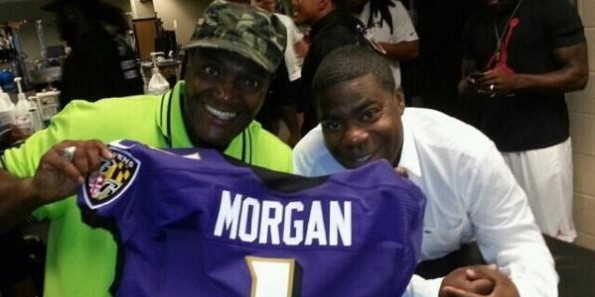 James McNair, Tracy Morgan