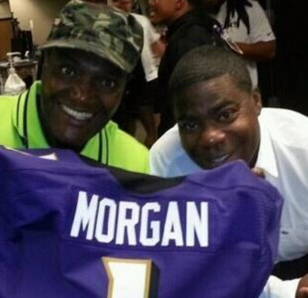 Tracy Morgan's Writer & Close Friend, James 'Jimmy Mack' McNair Dies in Car Accident