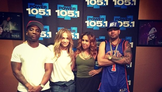 [VIDEO] J.Lo Talks Beating Diddy In Business & Breaking Up With Casper Smart