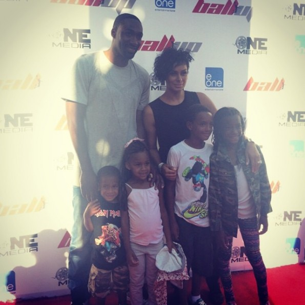 Laura Govan and Family