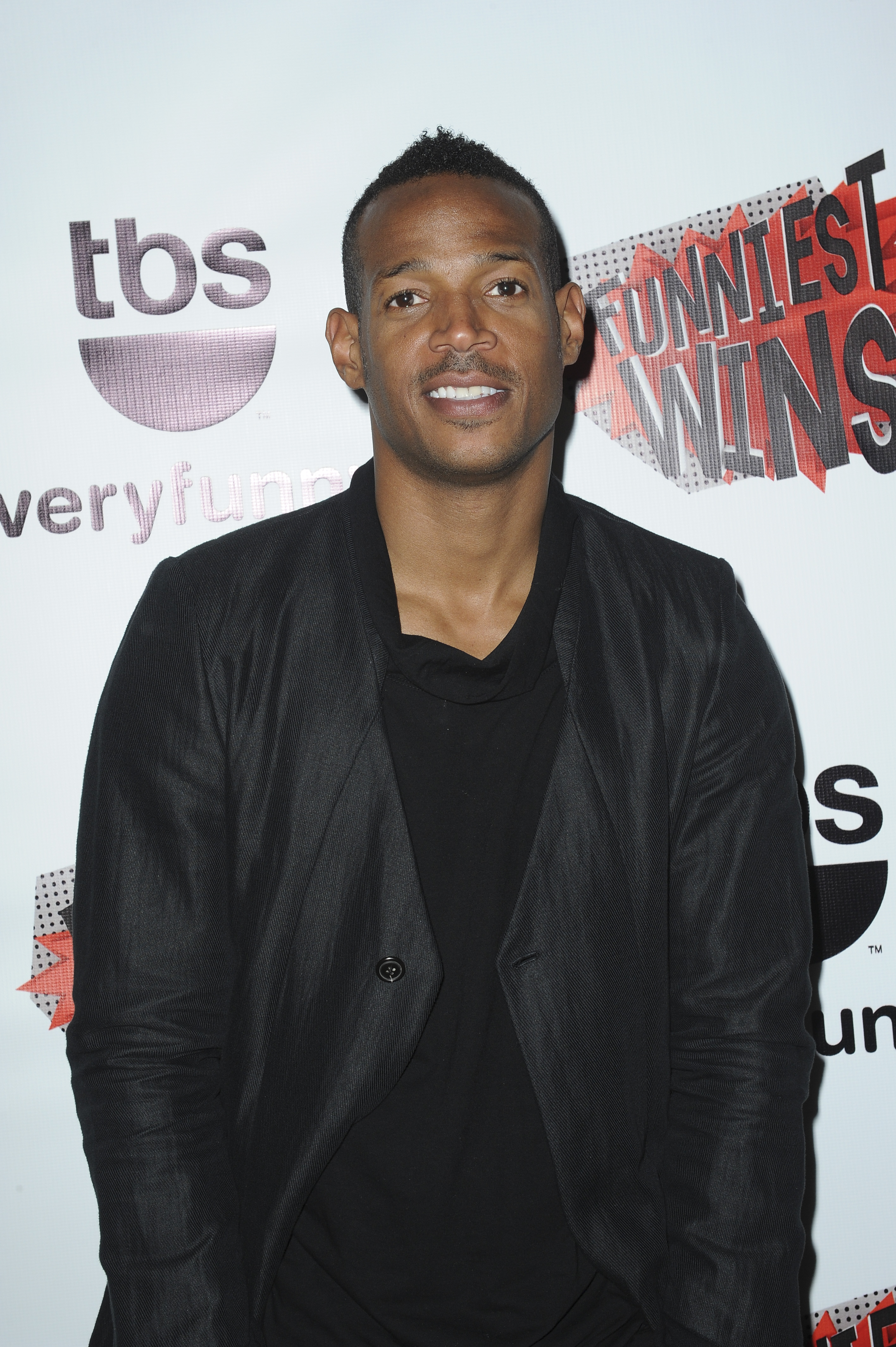 Marlon Wayans at Funniest Wins LA Dinner