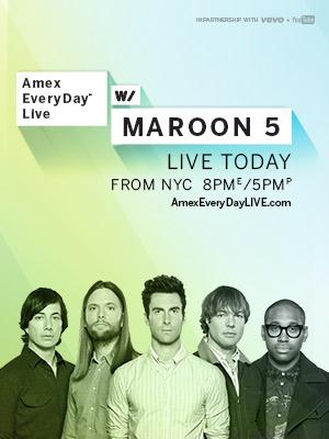 Maroon 5 Jpeg