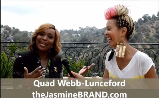 [EXCLUSIVE] 'Married to Medicine's' Quad Webb-Lunceford Shares Explosive Details On Feud With Ex-BFF Mariah Huq