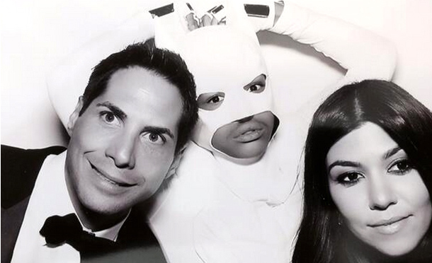 [Creative or Inappropriate] Jaden Smith Shows Up For #KimYe's Wedding In a Batman Suit