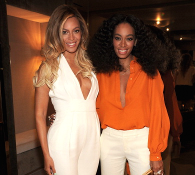 Beyoncé & Solange Attend 'Chime for Change' + Singer Donates $500k to Charity