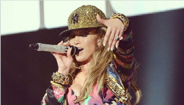 [VIDEO] J.Lo Returns to Bronx! Reunites With Ja Rule, Fat Joe & French Montana