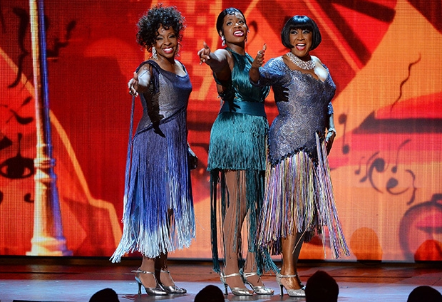 [VIDEO] Fantasia Barrino, Gladys Knight & Patti LaBelle Perform On Tony Awards 2014
