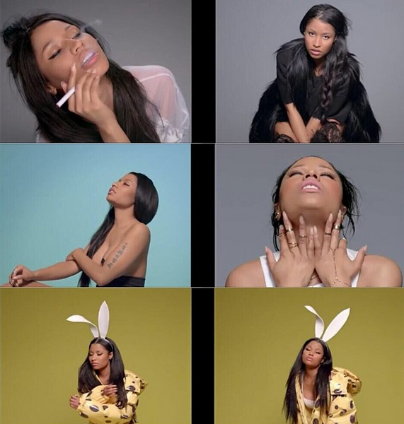 [Watch] Nicki Minaj Releases 'Pills N Potions' Video