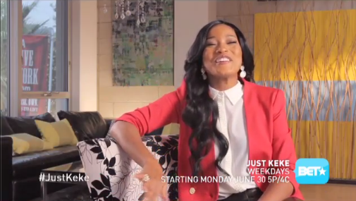 [VIDEO] First Look: KeKe Palmer's New BET Talk Show