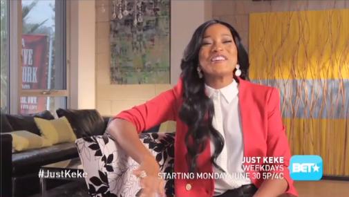 [VIDEO] First Look: KeKe Palmer's New BET Talk Show