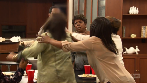 [Battle of the Reality TV Mamas] Todd Tucker's Mother & Mama Joyce Almost Come to Blows, Fans React & Watch Episode 3
