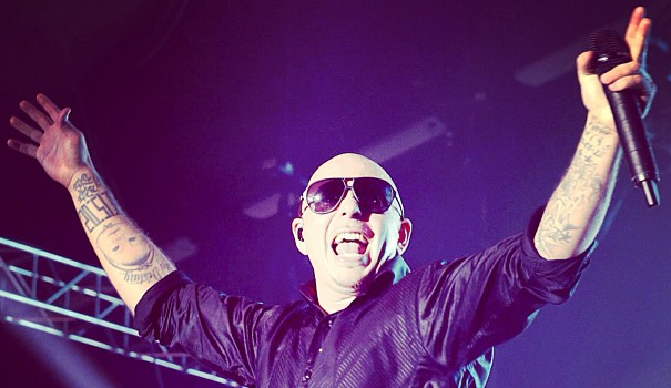 [EXCLUSIVE] Pitbull Says He's Not To Blame For Bodyguard Beating By Drunk Men