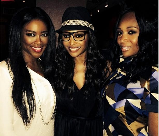 Atlanta Housewives' Kenya Moore Hints At Spin-Off