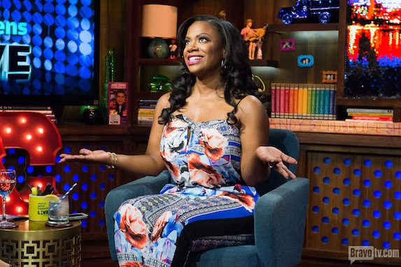 [WATCH] Kandi Burruss Defends Prenup, Reveals She & Mama Joyce Are No Longer Speaking