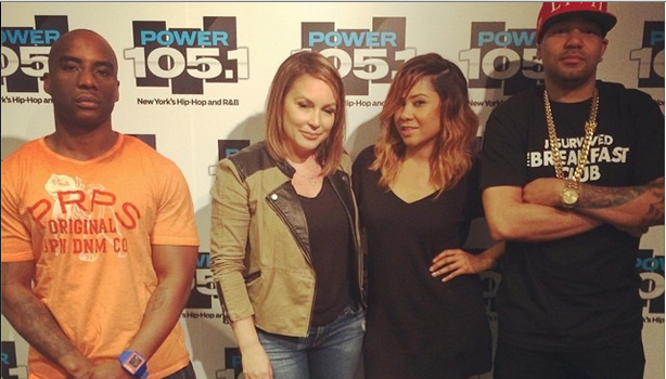 [VIDEO] Angie Martinez Reveals Why She Left Hot 97, 'I'm not disloyal — It's business'.