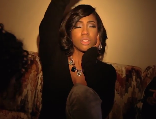 Sevyn Streeter Tackles 'Side-Chick' Pregnancies & Unprotected Sex In New Video, B.A.N.S.