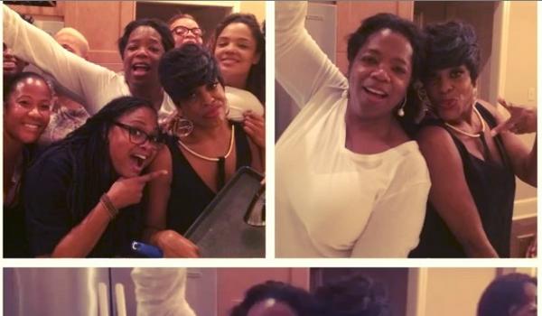 Niecy Nash Films With Oprah, Rihanna & Chrissy Teigen Snag Covers + Tiny Has Dirty Family Fun