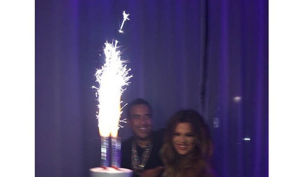French Montana Gifts Khloe Kardashian New Whip & Surprise Party for 30th Birthday!