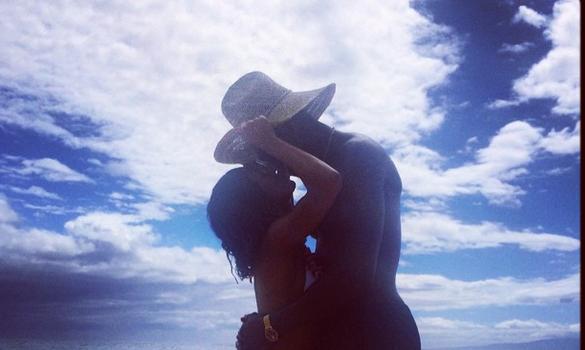 [Photos] Teyana Taylor & New Boyfriend Iman Schumpert Vacay In Hawaii