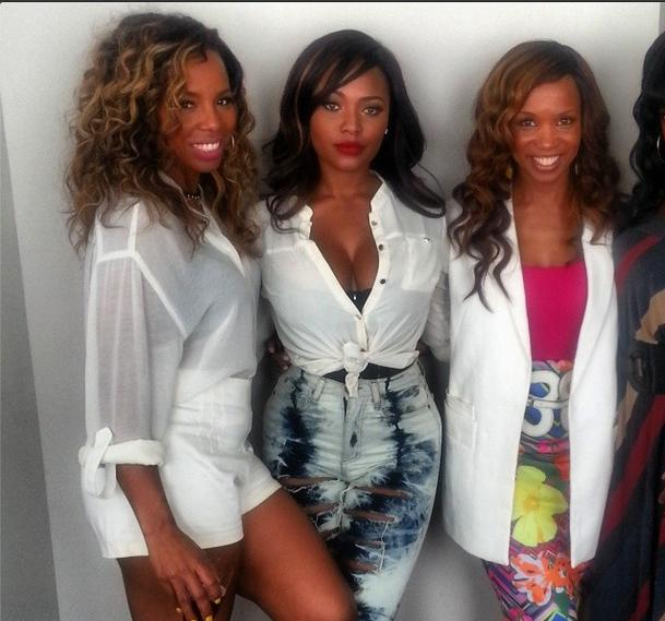 [Photos] Atlantic Records Hosts 'Beats, Brands & Beauty' With Kim Kimble, AJ Crimson & Kiyah Wright