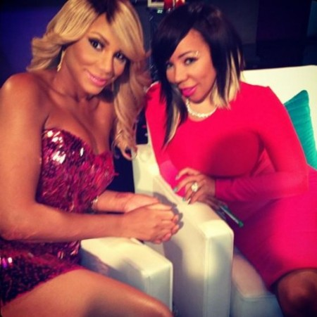 Tiny's Mother Calls Out Tamar Braxton
