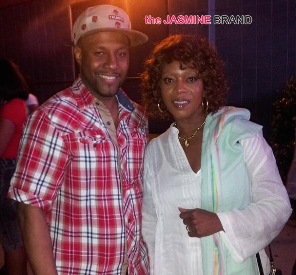 alfre woodard and fan american black film festival abff 2014 the jasmine brand