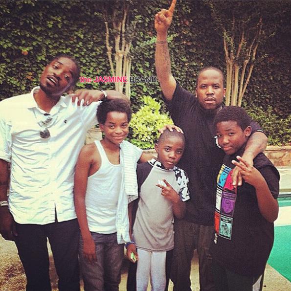 andre 3000 big boi celebrity fathers day 2014 the jasmine brand