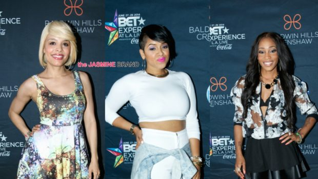 BET's Music Matters Brings Out: NeYo, RaVaughn, Marsha Ambrosius, Mila J, Bobby V & Antonique Smith