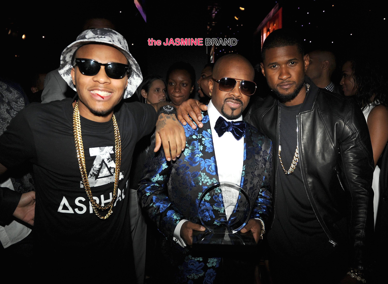 ASCAP Awards Red Carpet: T-Boz, NeYo, Sevyn Streeter ...