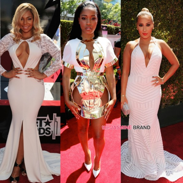 bet awards red carpet 2014 ashanti keke palmer and adrienne bailon the jasmine brand