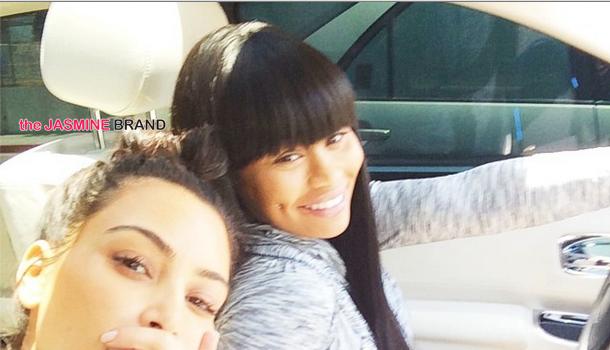 Celebrity Stalking: Kim Kardashian & Blac Chyna, August Alsina, Angela Yee & Evelyn Lozada's Son