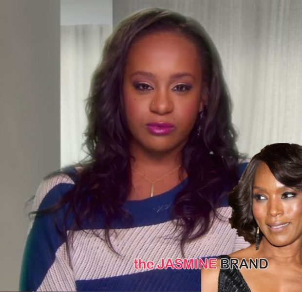 Bobbi Kristina Refers To Angela Bassett As A B*tch, Lashes Out For Interview Snub