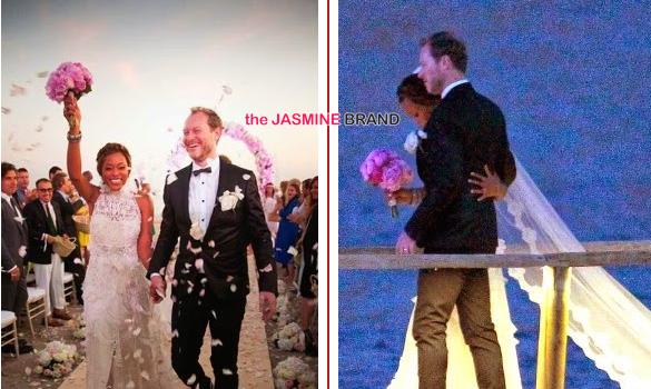 New Photos of Eve & Maximillion Cooper's Ibiza Wedding Released