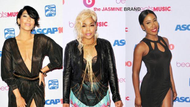 ASCAP Awards Red Carpet: T-Boz, NeYo, Sevyn Streeter, Jermaine Dupri, Goapale & Miguel