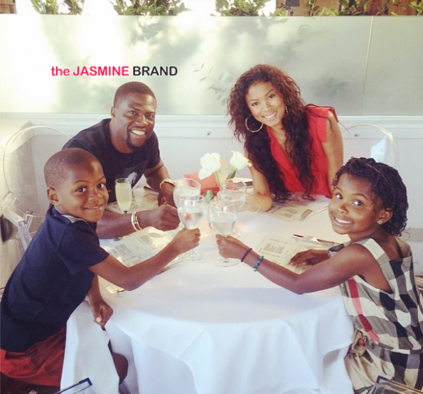 celebrity fathers day kevin hart the jasmine brand