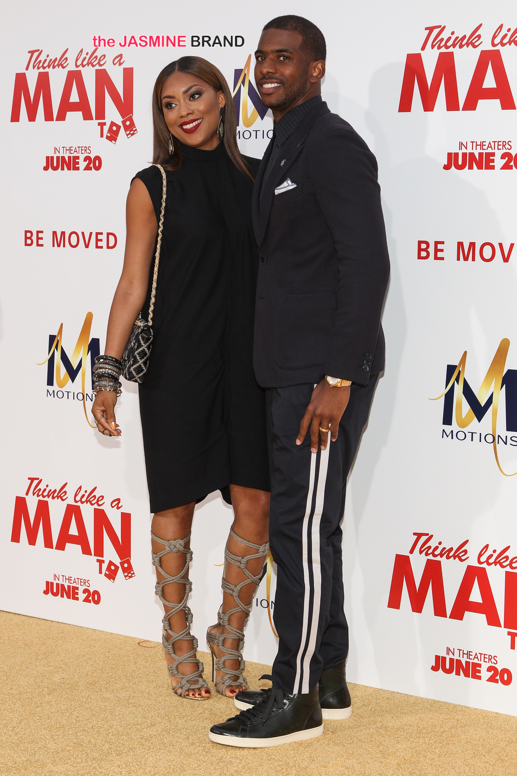 """Think Like A Man Too"" Los Angeles premiere arrivals"
