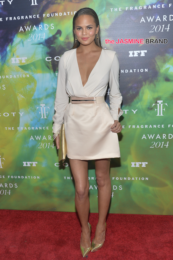 2014 Fragrance Foundation Awards in New York City - Arrivals