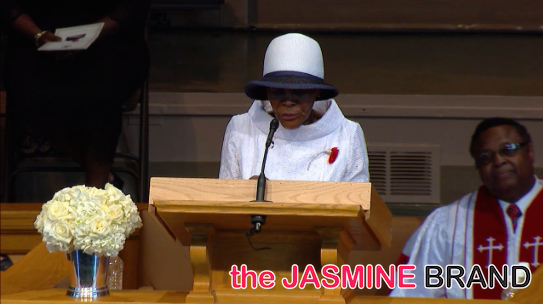 cicely tyson-maya angelou memorial service-the jasmine brand