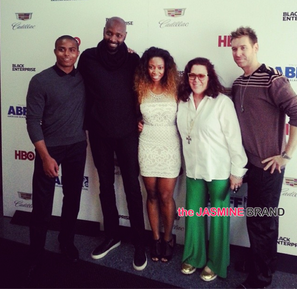 d woods american black film festival abff 2014 the jasmine brand
