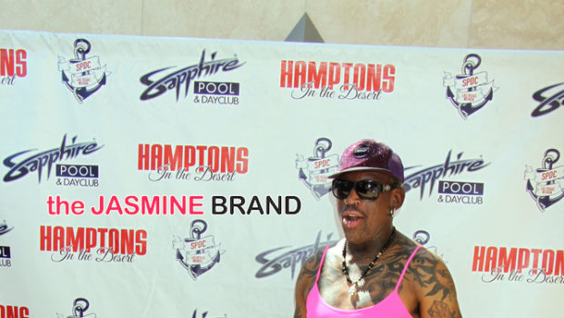 (EXCLUSIVE) Dennis Rodman Accused of Not Paying Rent For Over A Decade